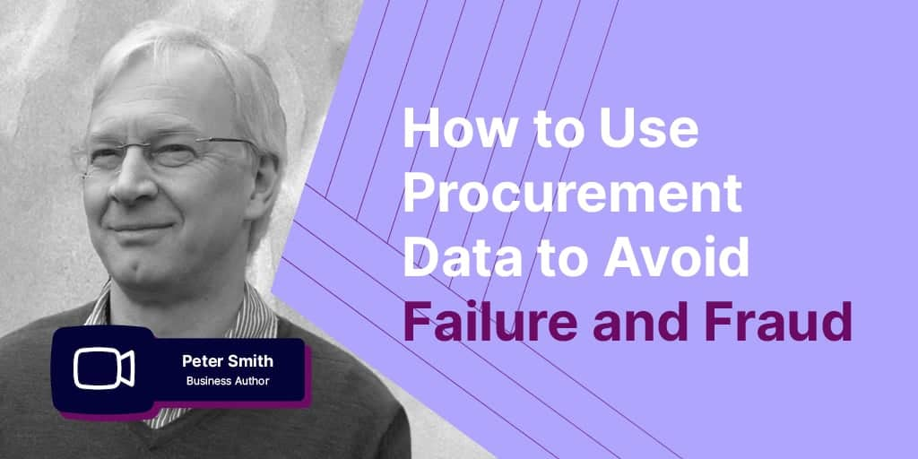How to use procurement data