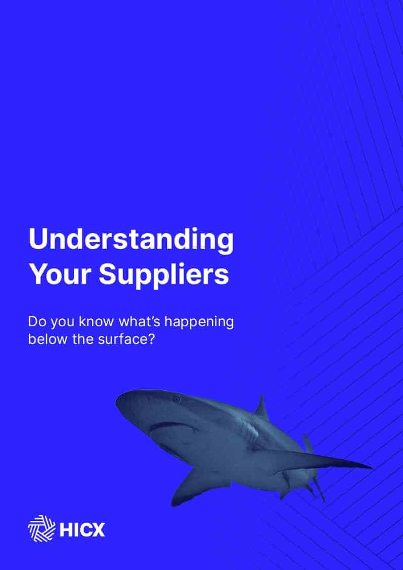 Spend Matters Insight Why you need to understand your suppliers