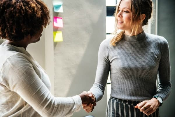 Supplier onboarding vendor third-party women in business