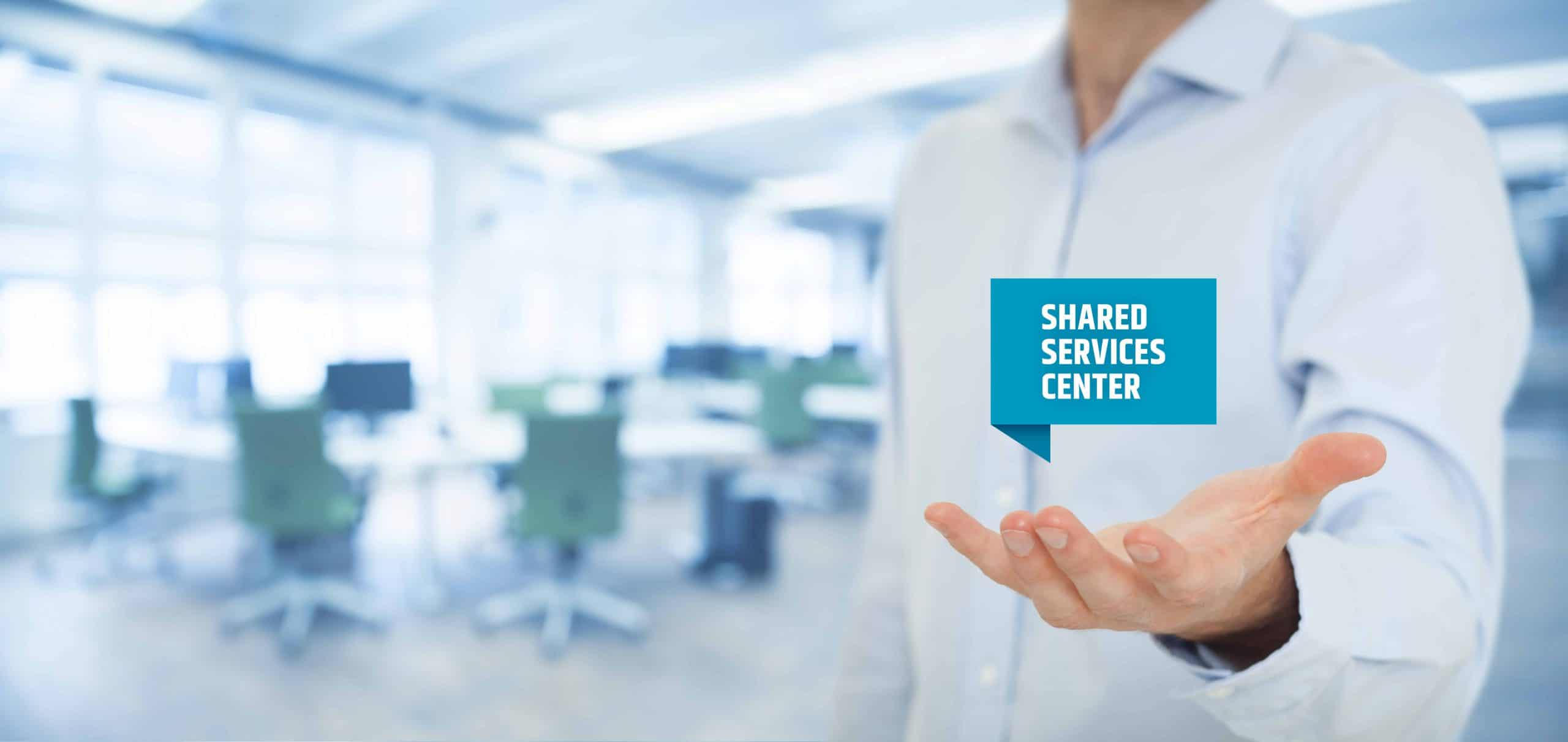 shared service - What should the first two steps be for a Shared Service Function?