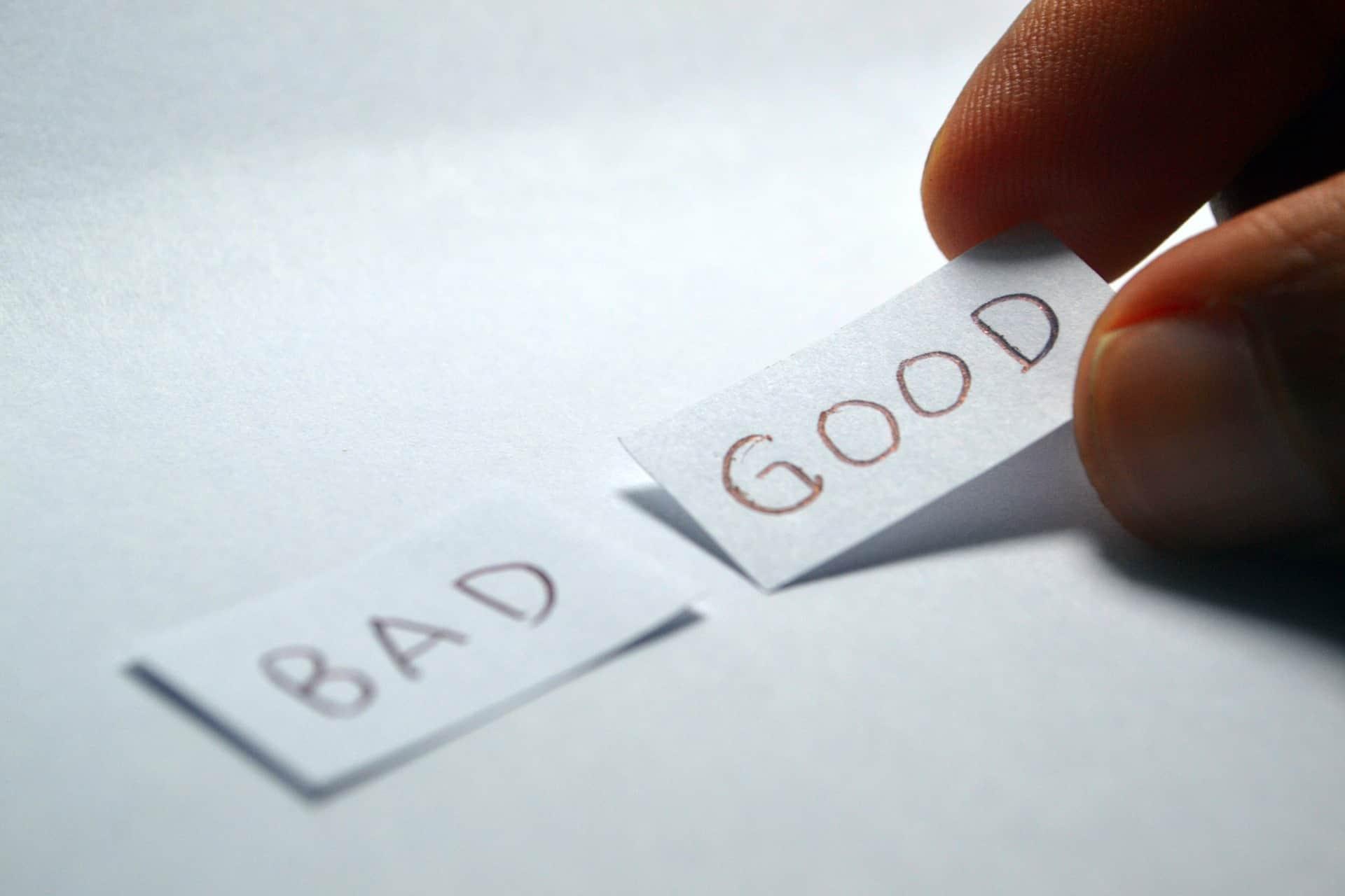 Bad/Good RFP
