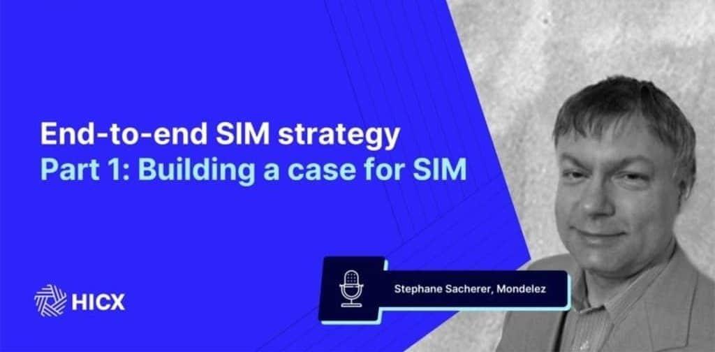 - Mondelēz: Building a Business Case for Supplier Information Management
