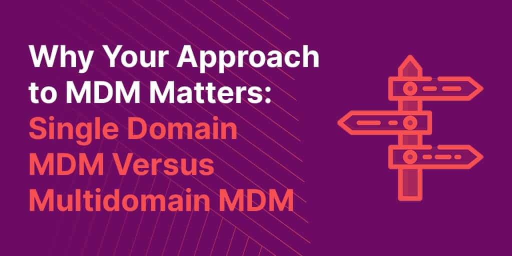 Multidomain MDM