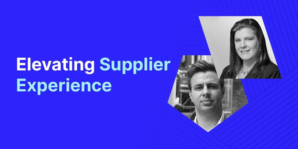 Elevating Supplier Experience