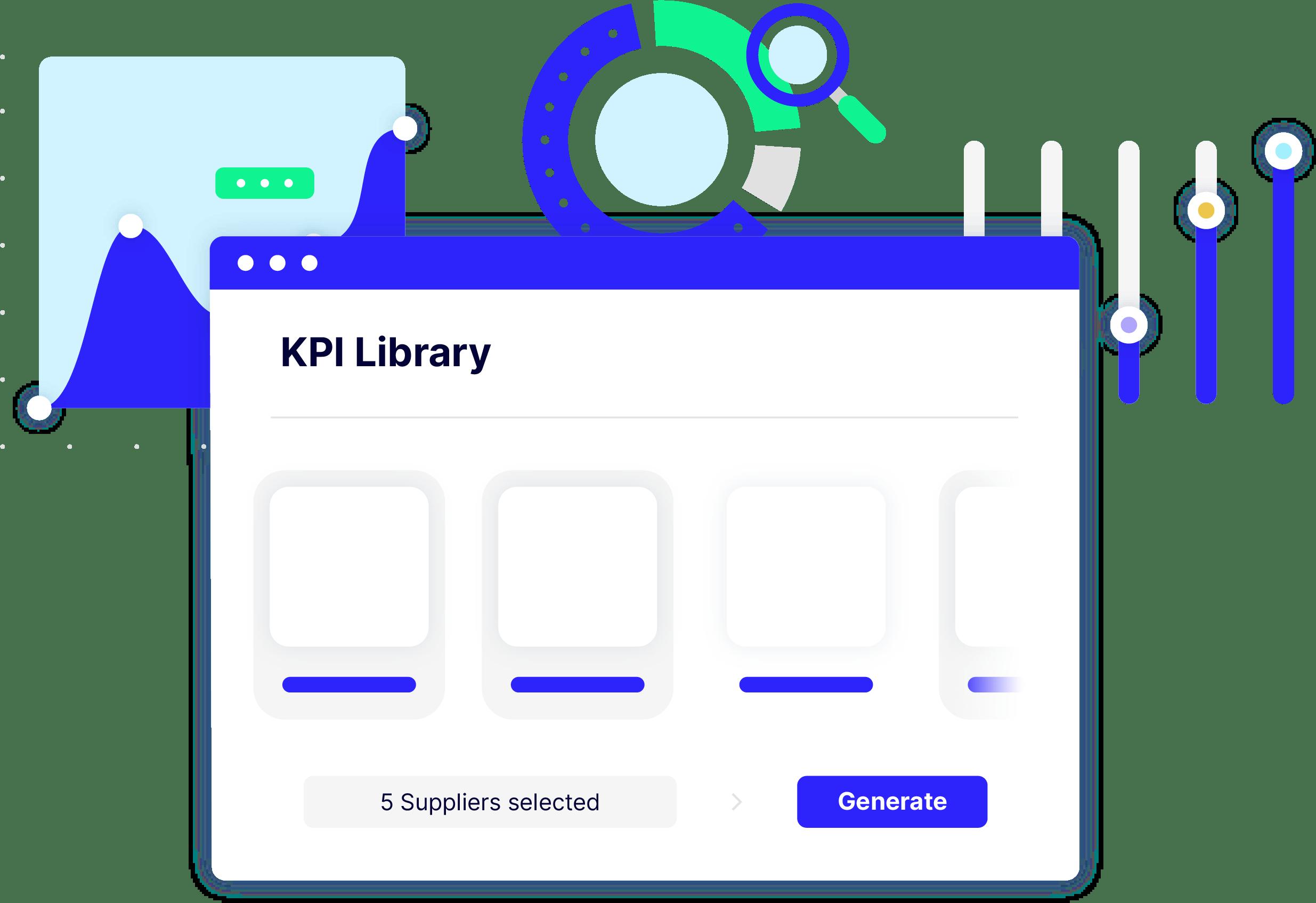 Supplier Performance Management KPI library