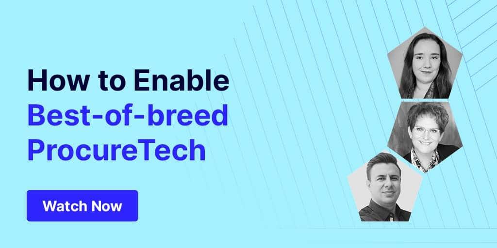 best-of-breed procuretech
